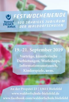 Workshops am 21.09.2019