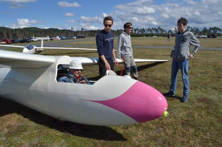 Schülerfluggemeinschaft